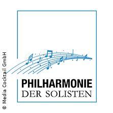 Weihnachtskonzert - VIVALDI - Die vier Jahreszeiten - Philharmonie der Solisten in WISMAR, 20.12.2019 - Tickets -