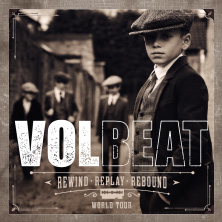 Volbeat - Rewind, Replay, Rebound World Tour in HANNOVER, 08.06.2020 - Tickets -