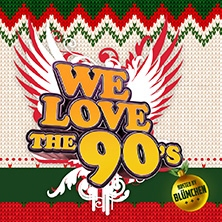 We Love The 90's - hosted by Blümchen in Hamburg, 06.12.2019 -