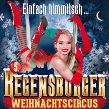 5. Regensburger Weihnachtscircus - Einfach himmlisch! in REGENSBURG * Dultplatz am Europakanal,
