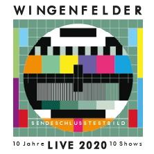 Wingenfelder - Sendeschlusstestbild - Live 2020