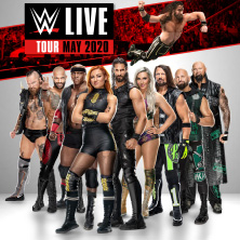 WWE - Live 2020