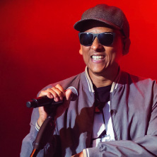 Xavier Naidoo - Hin und Weg Open Air 2020 in Mainz, 11.07.2020 -