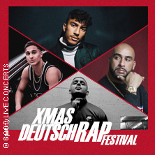 X-Mas Deutschrap Festival: Mero, Veysel, Kurdo, Sero El Mero