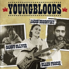 Youngbloods Tour (Canada Edition) - Ellen Froese, Danny Olliver & Jacob Brodovsky