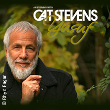 An Evening with Yusuf / Cat Stevens in BERLIN, 24.07.2020 - Tickets -