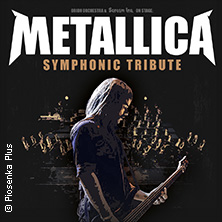 Metallica Symphonic Tribute performed by Orion Orchestra & Scream Inc.
