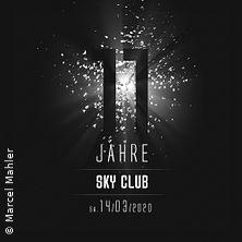 11 Jahre Sky Club Leipzig