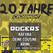 20 Jahre Crossnight