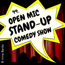 44. Open Mic-Comedy Show Punchline