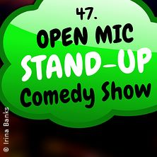 47. Open Mic Comedy-Show Punchline