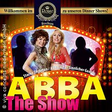 ABBA Dinner Show - Rouge Showpalast Bochum