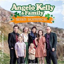 Angelo Kelly & Family - Irish Summer Tour