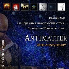 Antimatter - 20th Anniversary Tour