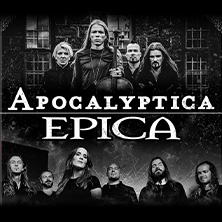 Apocalyptica & Epica - Support: Wheel in Köln, 20.04.2021 - Tickets -