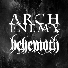 Arch Enemy & Behemoth - The European Siege 2021
