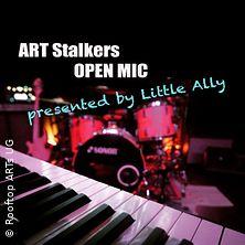 Art Stalkers Open Mic
