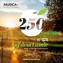 Auf dem Lande   MUSICA+