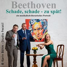 Beethoven - Schade, schade zu spät.