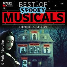Best of Spooky Musicals Dinner Show