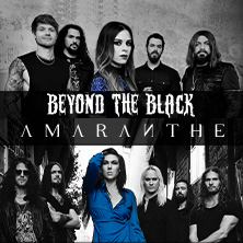 Beyond The Black & Amaranthe - European Co-Headline Tour 2021