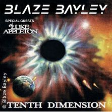 Blaze Bayley - Tenth Dimension Tour 2020