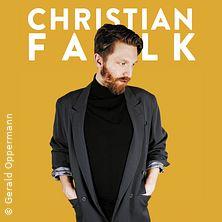 Christian Falk - Jetzt&Danach-Tour