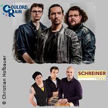 Coulord Rain & Jörg Schreiner Trio