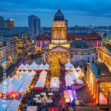 Crazy Christmas Market Tour in Berlin
