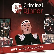 Criminal Dinner im Lord - Hier wird gemordet