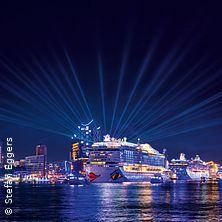 Cruise Days mit Gala-Buffet / Feuerwerk - Erlebnis Reederei