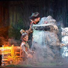 Das kalte Herz - Marionettentheater Bille Unterschleißheim