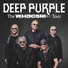 Deep Purple - The Whoosh! Summer Tour 2021