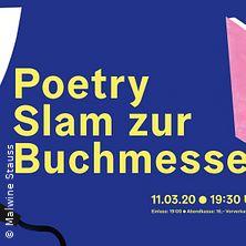 Der große Poetry Slam - zur Leipziger Buchmesse 2020