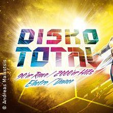 Disko Total im Kraftwerk Mitte - The Spring is my life