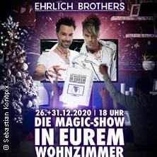 Ehrlich Brothers - Die Magic - Show in Eurem Wohnzimmer - Live