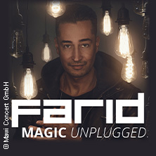 Farid - Magic Unplugged Tour