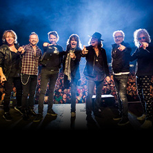 Foreigner + Support: The Dead Daisies in Hamburg, 06.06.2021 - Tickets -