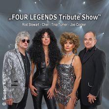 Four Legends - Tribute Show - Preview