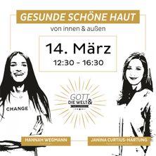 Gesunde Schöne Haut Workshop in Düsseldorf