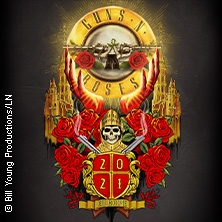 Guns N' Roses in München, 30.06.2021 - Tickets -