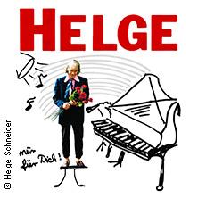 Helge Schneider - HELGE - nur für Dich!