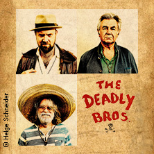 "Helge Schneider & ""the deadly Bros."" Projekt"