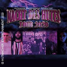 Hutmacher - Nacht des Hutes Tour