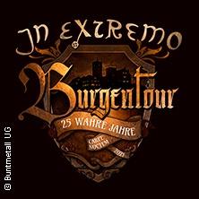 In Extremo - 25 wahre Jahre - Carpe Noctem - Burgentour 2020/21