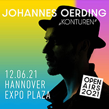 Johannes Oerding - Open Air 2021