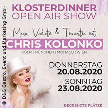 Klosterdinner Open Air