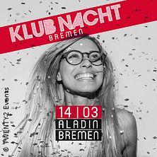 Klub Nacht Bremen - RAUM/27 | JERRY JAY | CasParis | DJ 1stein
