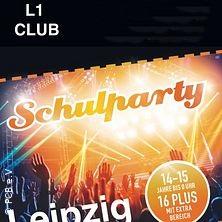 Leipziger Schulparty