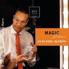 Magic Dinner - Zaubershow by Madou Mann
